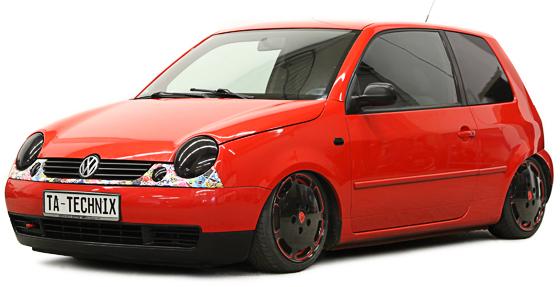 TA Technix Gewindefahrwerk Sportfahrwerk Fahrwerk VW Lupo 6X /& Seat Arosa 6H 6HS