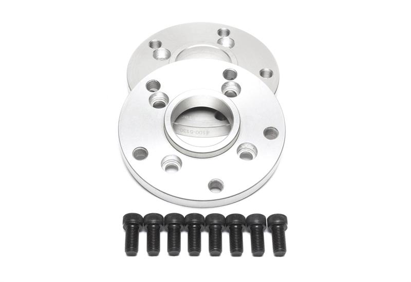30mm pro Achse 4 Lochkreis-Adapter 15mm pro Seite 4x100 auf 5x120 TA Technix