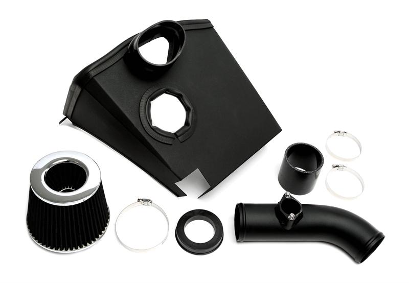 TA Technix intake kit black / air intake kit / BMW 1er Series / 3er Series  / 120i + 320i