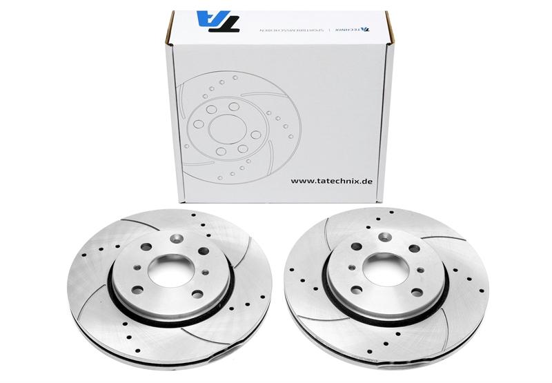 Front Brake Pads Brake Discs Set 247mm Vented Fits Peugeot 107 1.0 1.4 HDI